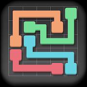 Line Connect Puzzle - Connect Color Dots free