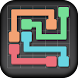 Flow Line - Connect dots free game