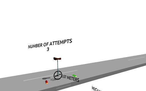 Happy Cycle - Uni Wheel Game