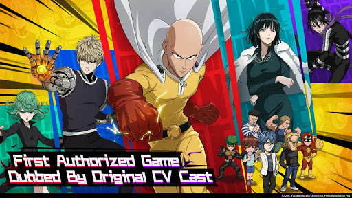 ONE PUNCH MAN: The Strongest (Authorized) 1.1.1 screenshots 9
