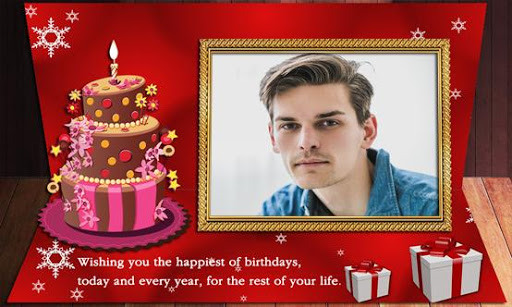 Birthday Pop Up Cards Maker  screenshots 1