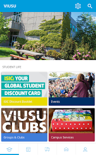 VIU Students' Union- screenshot thumbnail