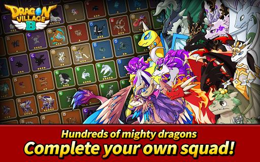 Dragon Village B - Dragon Breeding Puzzle Blast screenshots 17
