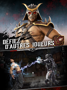 MORTAL KOMBAT Capture d'écran