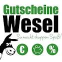 Gutscheine Wesel icon