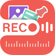 Voice Recorder with Photos and Notes by Canomapp