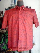 Photo: Hasil jahitan RUDYS Tailor - Penjahit JEMBER - Batik Furing