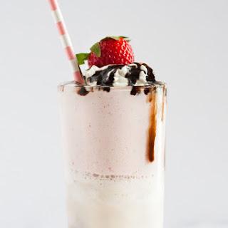 Easy Neapolitan Milkshake