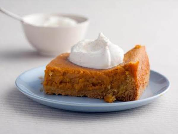 Pumpkin Gooey Butter Cakes Recipe