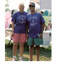 Photo: Rich & Kristen at Kortney's Challenge 2006