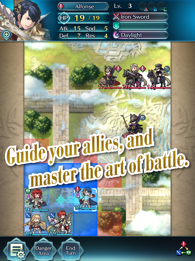 Fire Emblem Heroes- screenshot