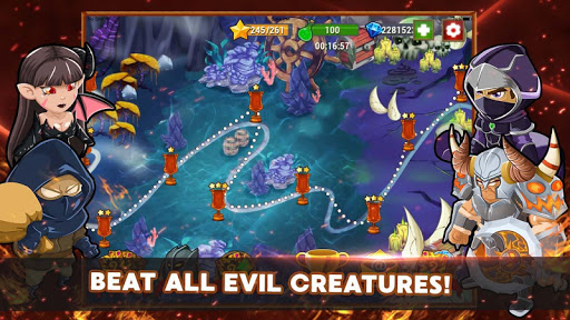 The Exorcists: Tower Defense