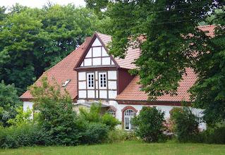 Photo: mecklenburgisches Pfarrhaus