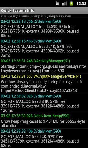 Quick System Info screenshot 6