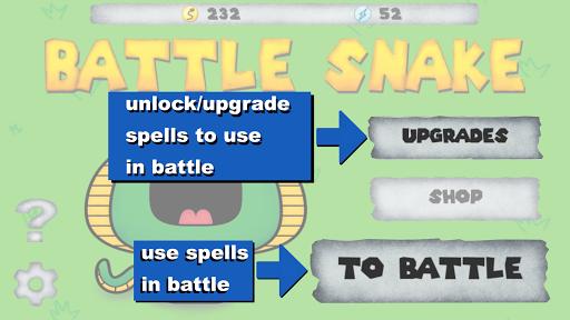 Battle Snake: Online Multiplayer Challenge Free 7.4 screenshots 11