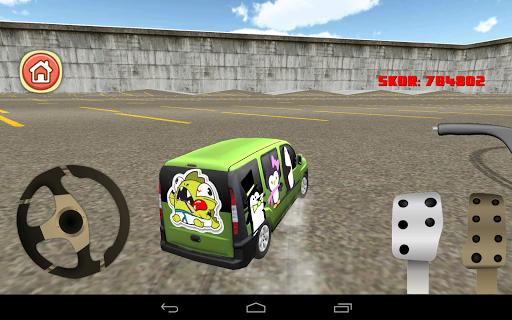 Minivan Modified Drift 3D