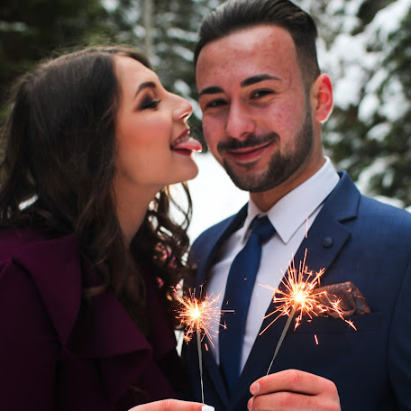 Wedding photographer Ionut Vaidean (Vaidean). Photo of 17.02.2018