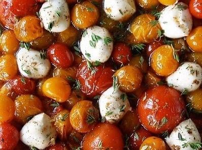 Balsalmic Roasted Tomatoes Recipe