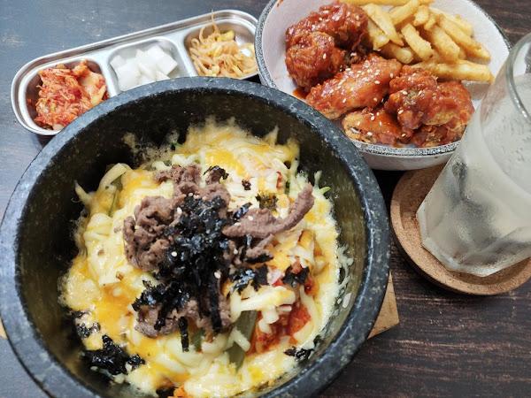 臺灣歐巴(韓式小吃)