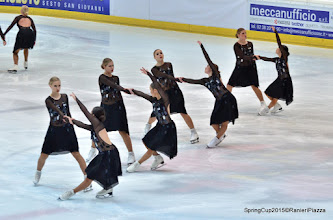 Photo: Team Surprise senior SWE