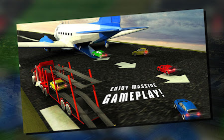 Car Transport Airplane Pilot 1.1 screenshot 767131