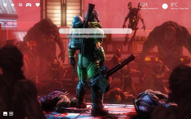 Doom Eternal Wallpaper Doom Game Theme Hd