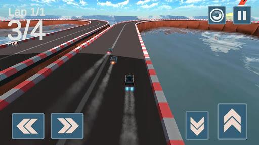Mini Racer Xtreme - Offline + Online Arcade Racing APK MOD (Astuce) screenshots 4
