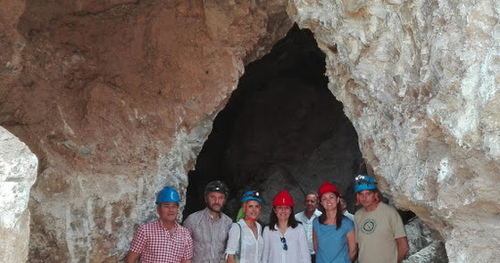 """La Mina del Espejuelo estará recibiendo visitas para """"principios de 2021"""""""