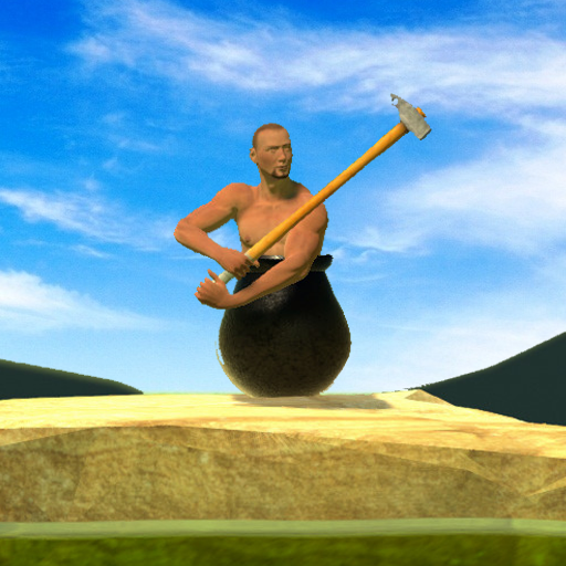 Getting Over it with hammerman for PC