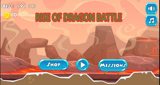 Rise of Dragon Battle