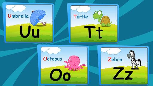 Alphabet puzzles & flash cards 1.1 screenshots 4