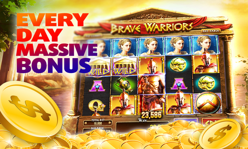 real casino games slots free atria