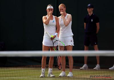 Alison Van Uytvanck en Greet Minnen hebben zich gekwalificeerd voor tweede ronde WTA-toernooi in Palermo
