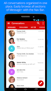 Verizon Messages- screenshot thumbnail