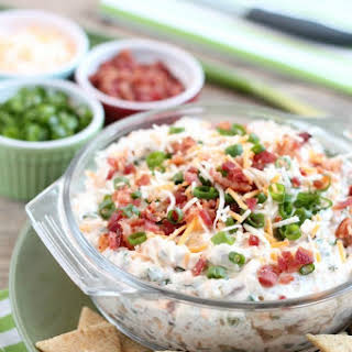 Loaded Ranch Dip.