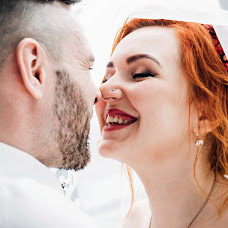 Wedding photographer Anastasiya Besselovskaya (modjostudio). Photo of 01.04.2018