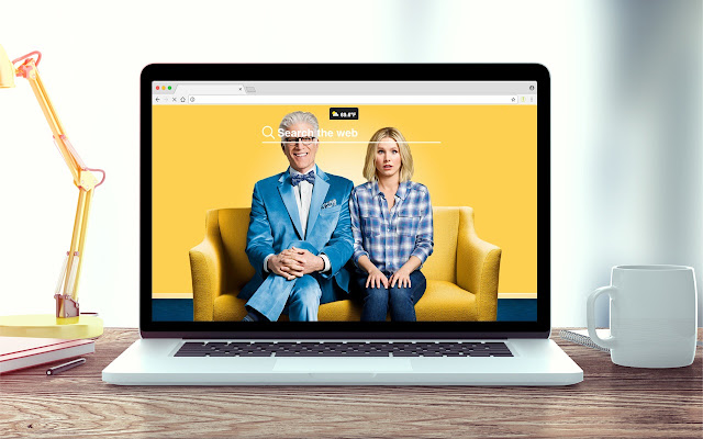 The Good Place HD Wallpapers New Tab Theme