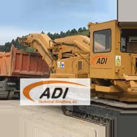 Página web de ADI Technical Solutions