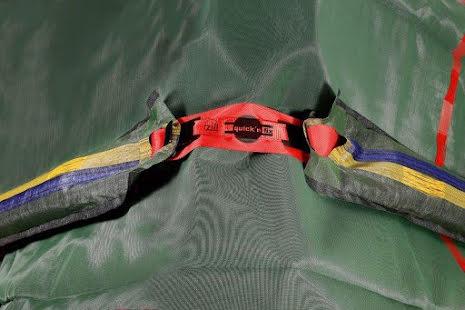 Fixeringsband Quick'n Fix med krokar och anslutningskrok
