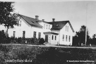 Photo: Skolan 1920