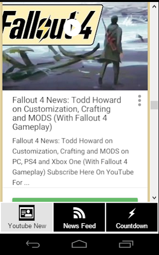 News for Fallout Fans