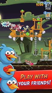 Angry Birds Friends Screenshot 3