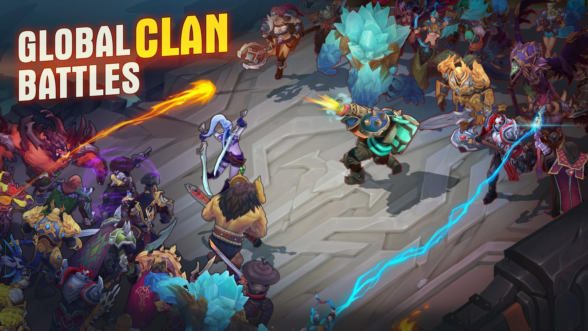 Juggernaut Wars – Arena Heroes screenshot #5