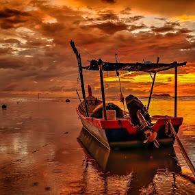 by Faizal Firdaus - Transportation Boats