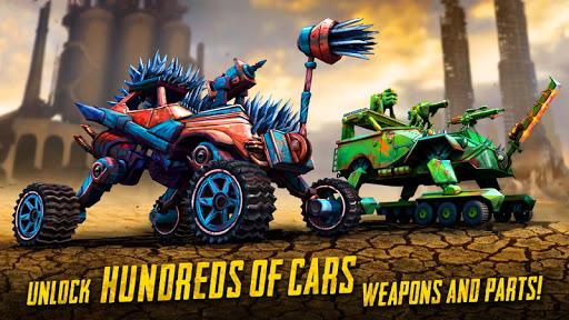 War Cars: Epic Blaze Zone  screenshots 15