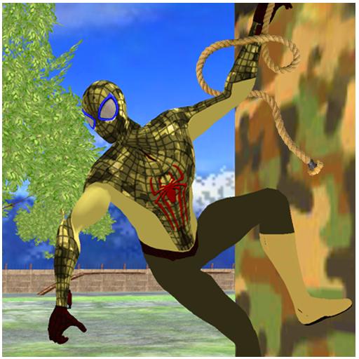 Army Spider Hero Training Camp