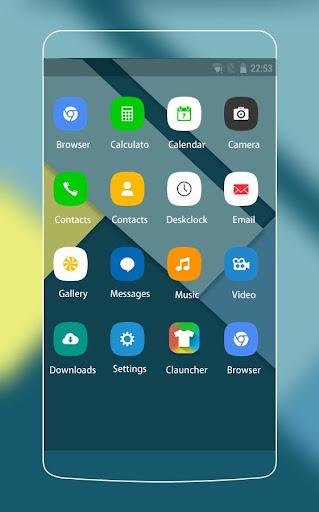 Theme for Gionee P7 HD 2.0.50 screenshots 2