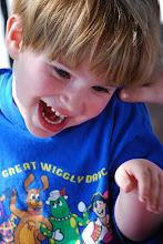Photo: Stop tickling me.