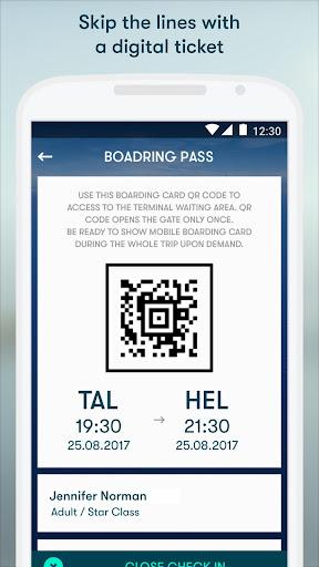 Tallink & Silja Line screenshot 4