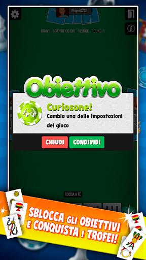 Scopone Piu00f9 - Giochi di Carte Social apkdebit screenshots 4